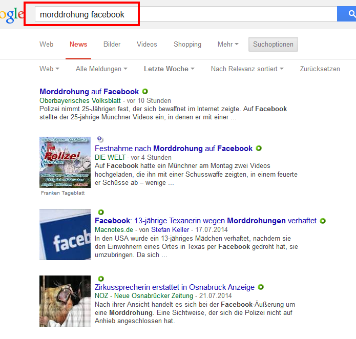 morddrohung facebook - Google-Suche 2014-07-23 12-15-52