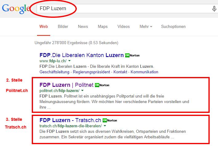 FDP Luzern