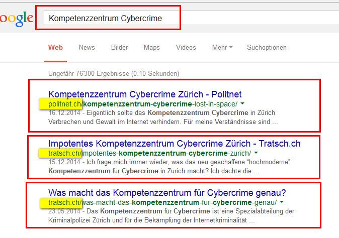 Kompetenzzentrum Cybercrime